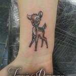 Bambi Dövmesi