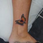 kelebek-dovmesi