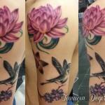 Lotus Dövmesi
