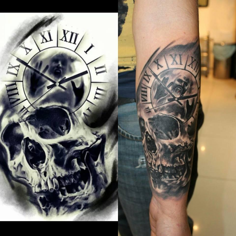 kurukafa-dovme-modelleri | Tattoo Hera