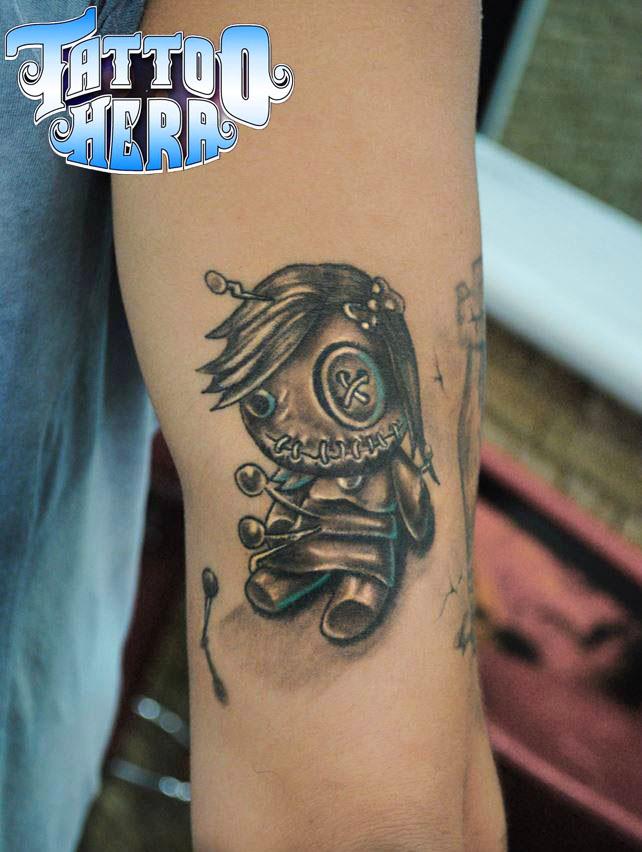 Erkek Kol Dövmeleri Tattoo Hera